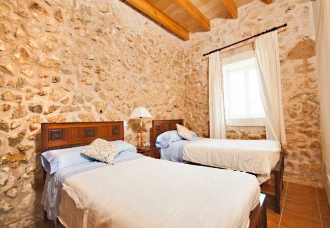 Dormitorio para 2 personas en piso superior