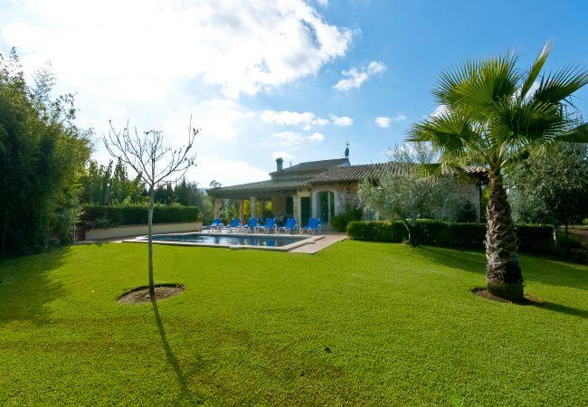 Villa en Port de Pollença - Villa Can Bajoca Pollensa