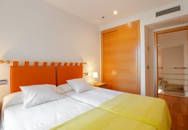 Dormitorio doble en planta superior