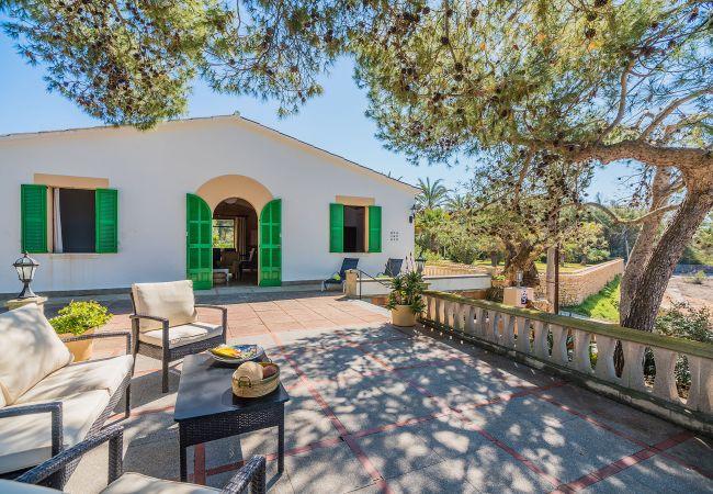 Casa en Alcúdia - Morer Vermell