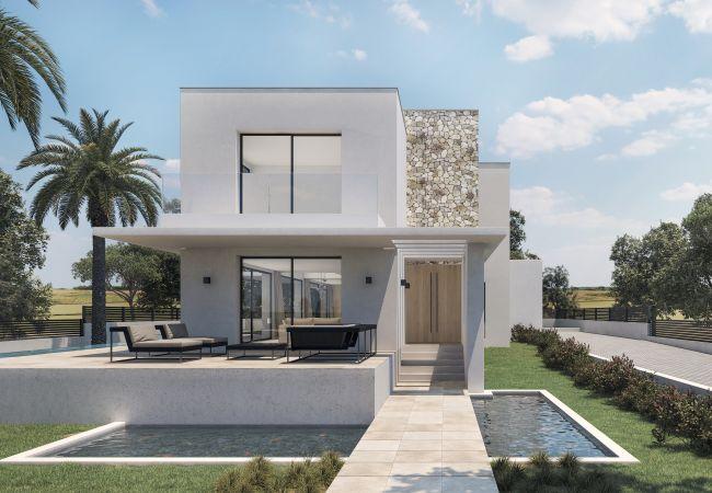 freistehendes Haus in Port de Pollença - Chalet Llenaire VENDIDO