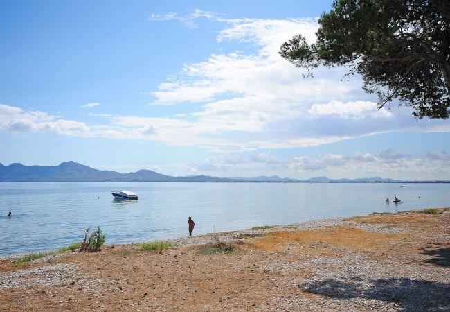 Ferienwohnung in Port de Pollença - Duplex La Nau C Puerto Pollensa