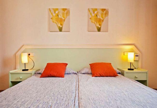 Schlafzimmer für 2 Personen in Alcudia