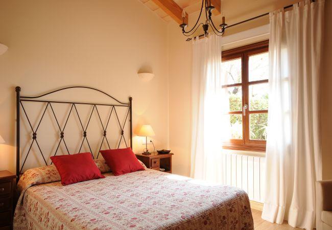 Zimmer für zwei mit Doppelbett