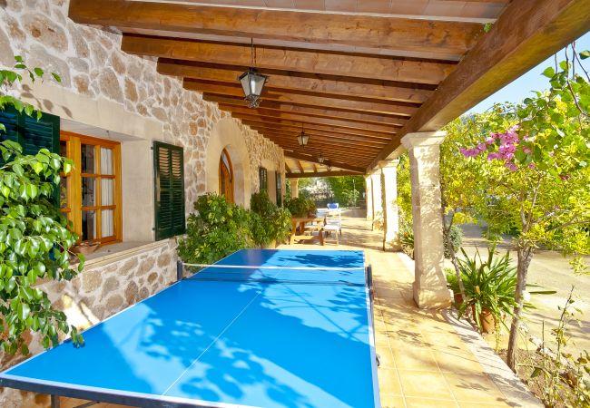 Villa in Port de Pollença - Finca Can Bajoca Pollensa