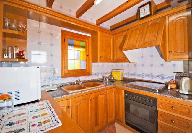 Obere Wohnküche