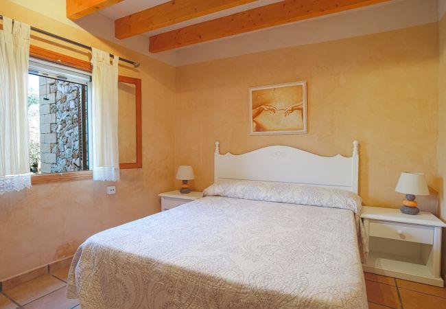 Doppelzimmer mit Doppelbett
