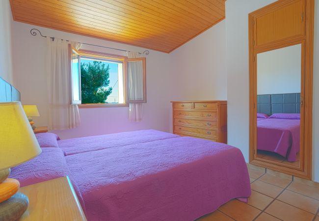 Einzelbetten für 2 Personen