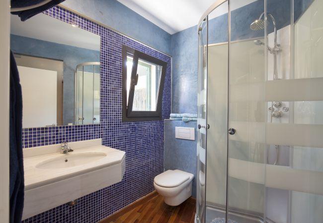 Privates Badezimmer im Doppelzimmer