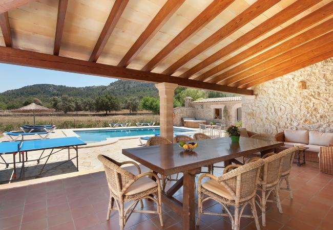 Country house in Pollensa / Pollença - APOSTOL NOU