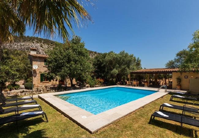Country house in Pollensa / Pollença - CAN JAUME