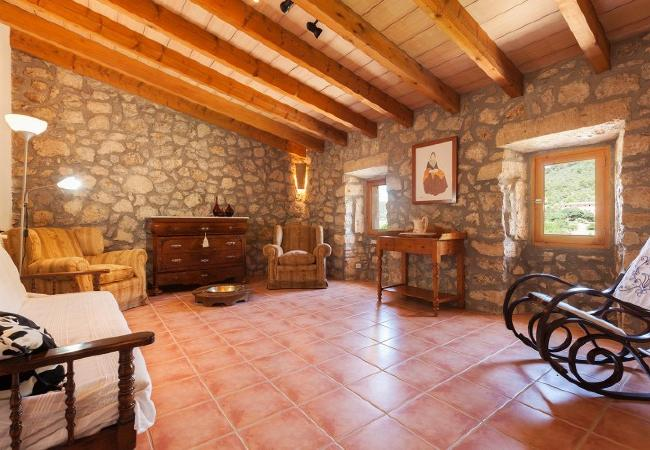 Country house in Pollensa / Pollença - SON BRULL PETIT