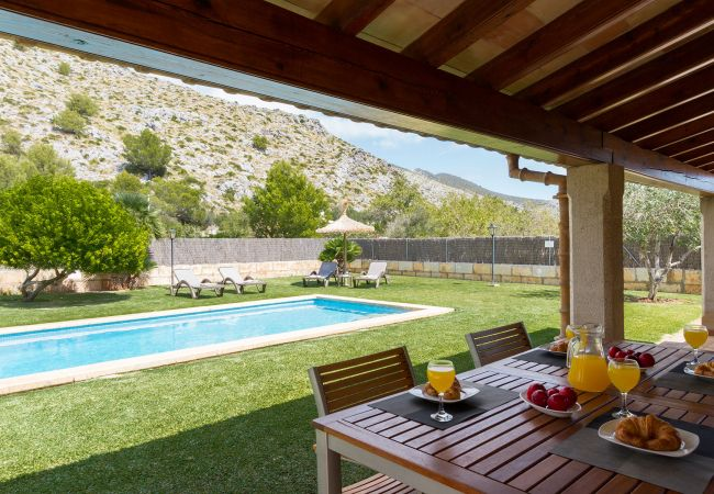 Country house in Pollensa / Pollença - PUNTA