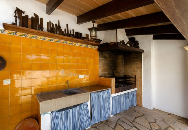 Country house in Pollensa / Pollença - CAN CANAVES