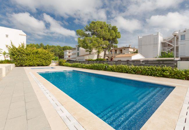 Large pool of the La Nau complex