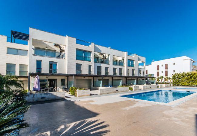 Apartment in Port de Pollença - Duplex La Nau B Puerto Pollensa